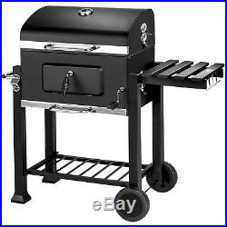 BBQ Charcoal grill barbecue grill garden portable outdoor 115x65x107cm