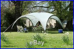 Coleman Event Shelter XL 4.5 x 4.5 Outdoor Living Space Camping Garden Sports